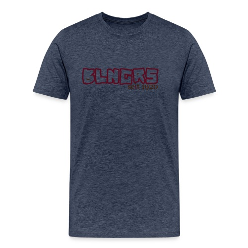 BLNGRS seit1920 - Männer Premium T-Shirt