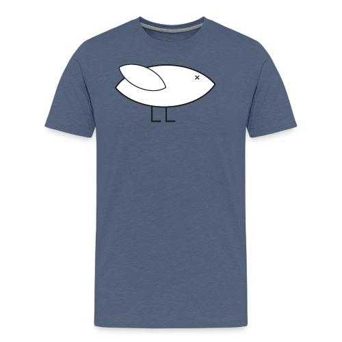 Creature-Hildegaard - Männer Premium T-Shirt