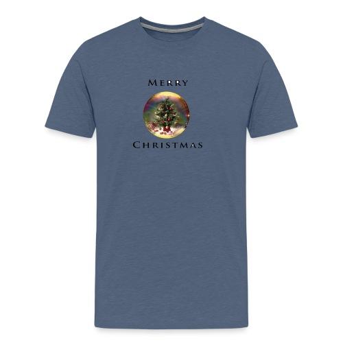 Boule de Noêl Sapin - T-shirt Premium Homme