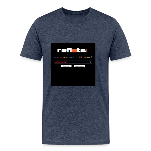 shirtvectofiletype jpg - T-shirt Premium Homme