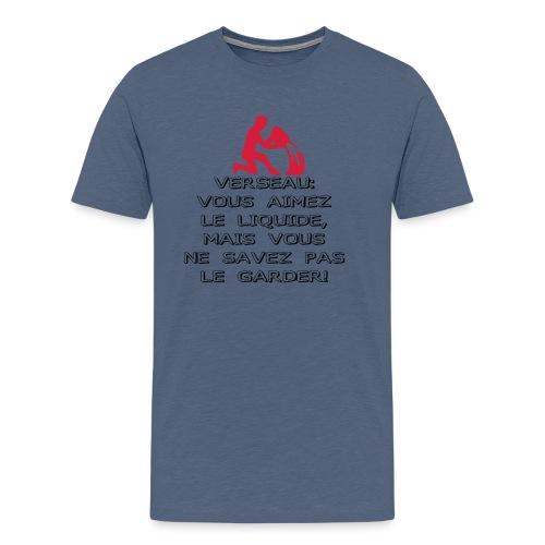 ASTRO VERSEAU - T-shirt Premium Homme