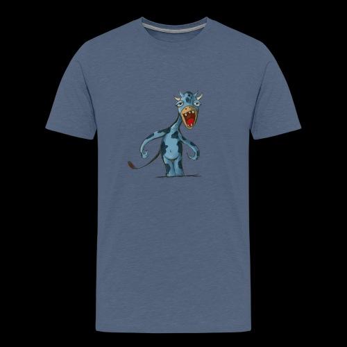 Vache funny - T-shirt Premium Homme
