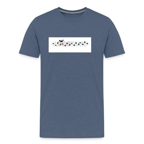aDOGtame - Camiseta premium hombre