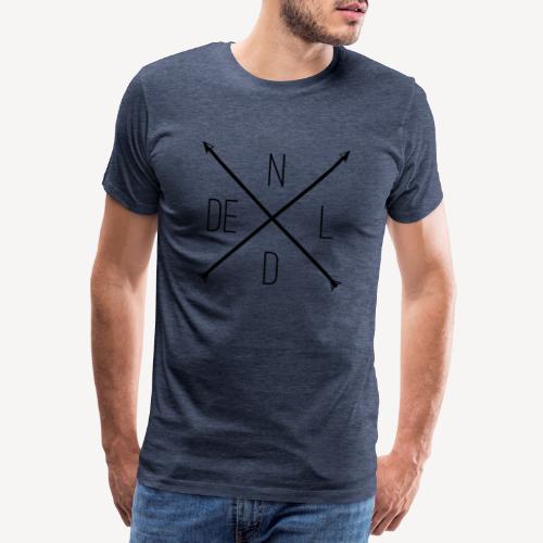 NOTRE DAME DE LOURDES - Men's Premium T-Shirt