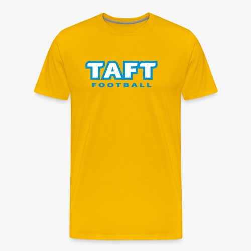 4769739 124019410 TAFT Football orig - Miesten premium t-paita