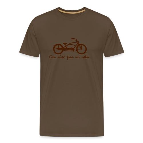 ceci2a - T-shirt Premium Homme
