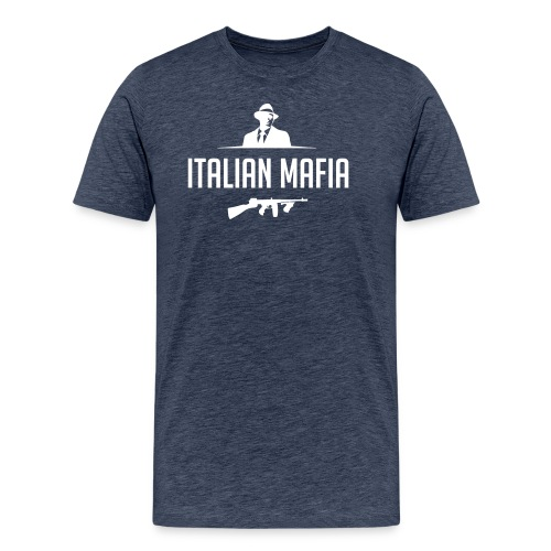 italian mafia - Maglietta Premium da uomo