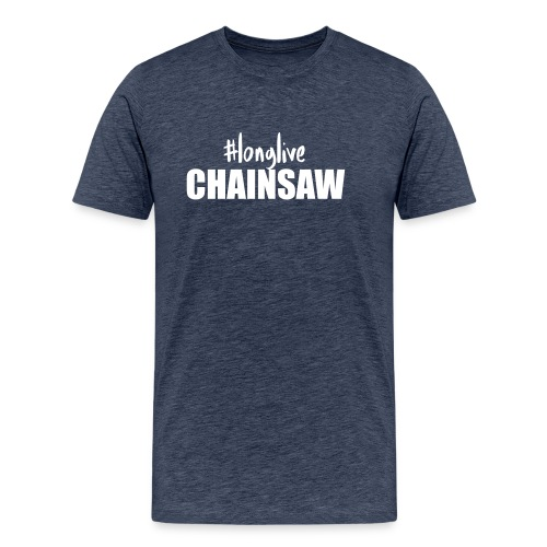 longlive CHAINSAW - Männer Premium T-Shirt