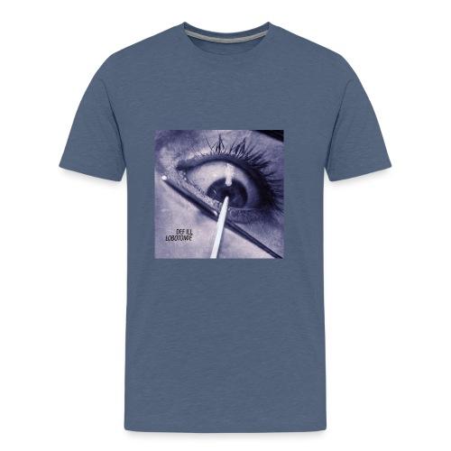 Def Ill - Lobotomie Cover Artwork Shirt - Männer Premium T-Shirt