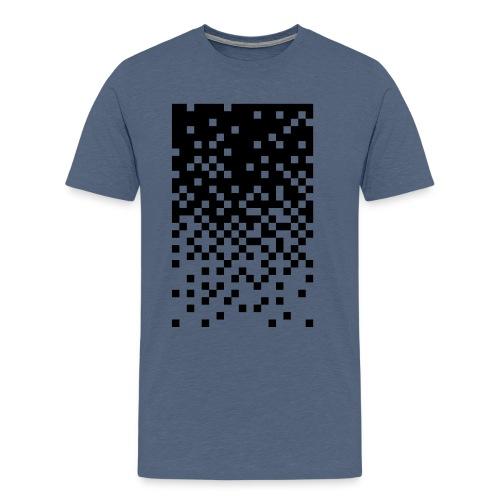 pixels - Koszulka męska Premium