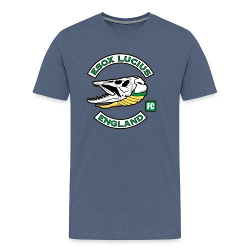Esox Lucius FC - Men's Premium T-Shirt