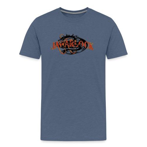 JaWarlock Logo - Men's Premium T-Shirt