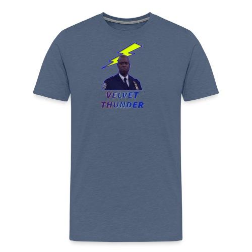 VELVET THUNDER - Men's Premium T-Shirt