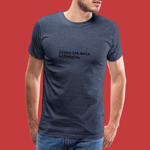 zeitGEIST-Statement: Lifestyle - Männer Premium T-Shirt