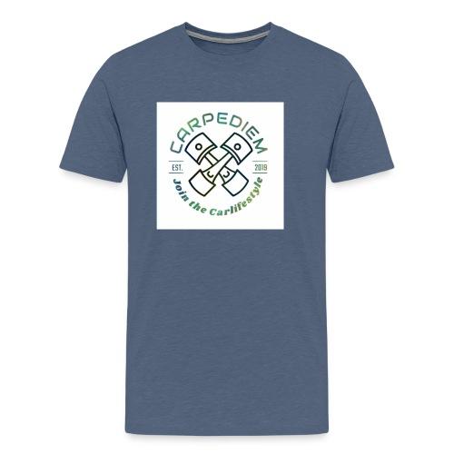 Carpediem est. 2019 - Männer Premium T-Shirt