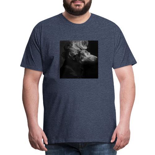 Mozartdackel - Männer Premium T-Shirt