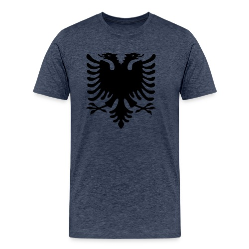 skender kika Adler - Männer Premium T-Shirt