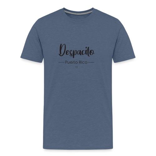 Despacito Puerto Rico: pour femme / Fun & Tendance - T-shirt Premium Homme