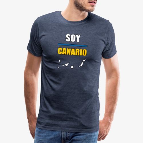 Soy Canario - Camiseta premium hombre