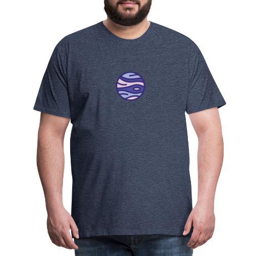 Planeta Jupiter - Camiseta premium hombre