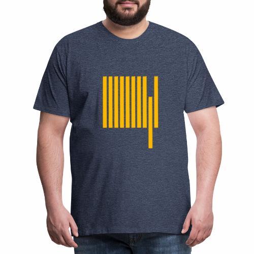 Ritmo - Camiseta premium hombre