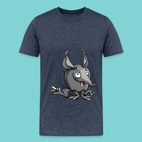 Armadillo - Camiseta premium hombre