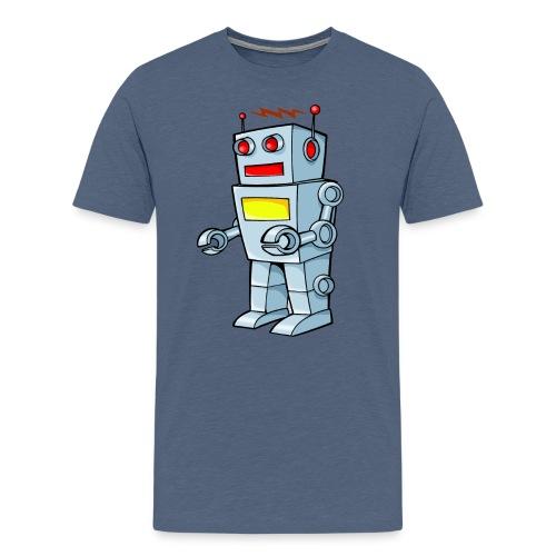 Robot - Maglietta Premium da uomo