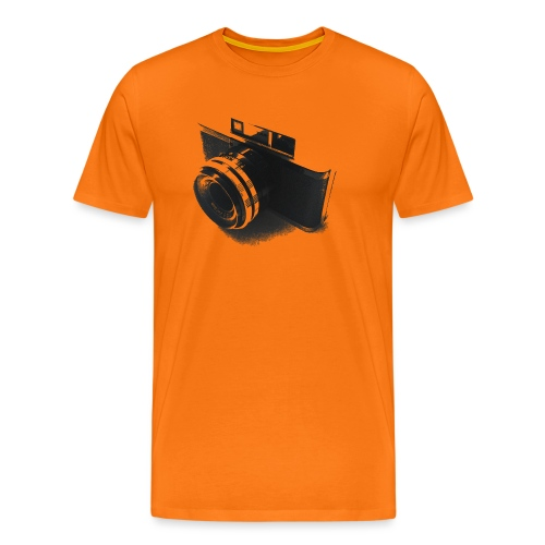 camara (Saw) - Men's Premium T-Shirt