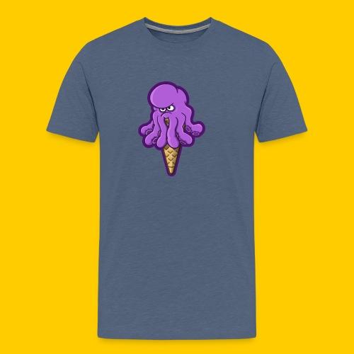 Octo - Premium-T-shirt herr