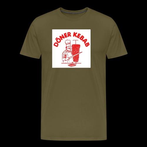 Doner Kebab - Men's Premium T-Shirt