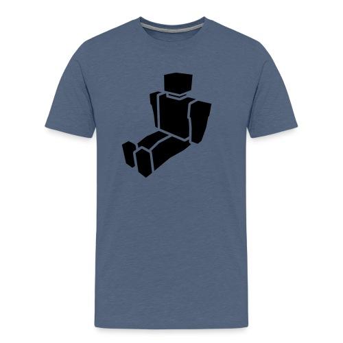 welovehousevector1 Coats & Jackets - Men's Premium T-Shirt