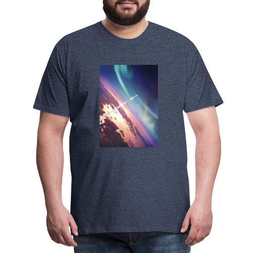 Ariane 6 by Sylvain Sarrailh - Men's Premium T-Shirt
