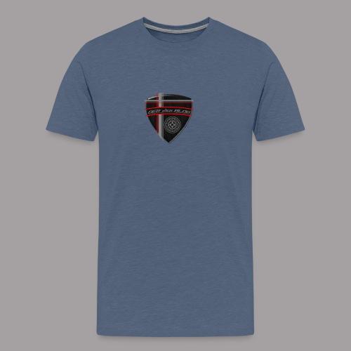2erblogLogo blank png - Männer Premium T-Shirt
