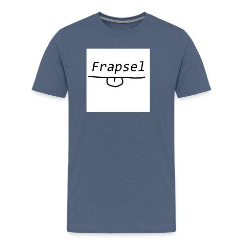 frapseltje2 jpg - Mannen Premium T-shirt