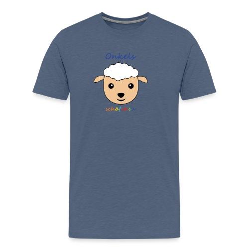 Onkels Schäfchen - Männer Premium T-Shirt