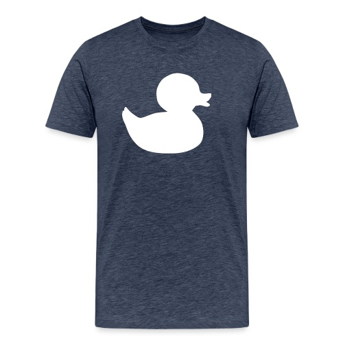 First duck tee - Men's Premium T-Shirt
