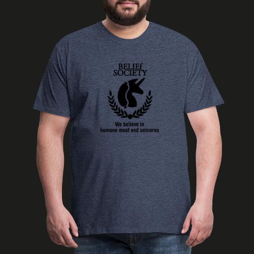 Belief Society II - Männer Premium T-Shirt