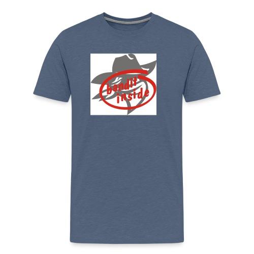 bandits football6 - Männer Premium T-Shirt