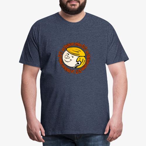 Les fabuleuses années 60-70 - T-shirt Premium Homme