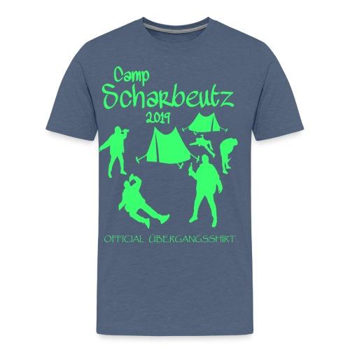 Camp Scharbeutz 2019 GREEN - Männer Premium T-Shirt