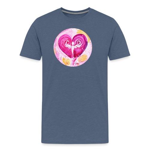 Engel des LiebesGlücks - Männer Premium T-Shirt