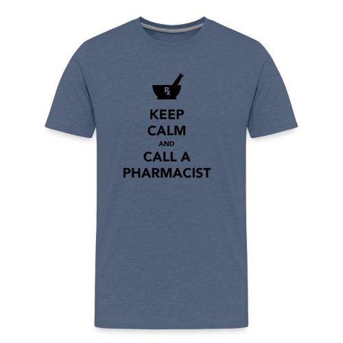 Keep Calm - Pharma - Men's Premium T-Shirt