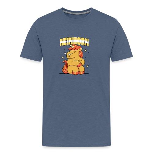 Unicornio Alemán - Camiseta premium hombre