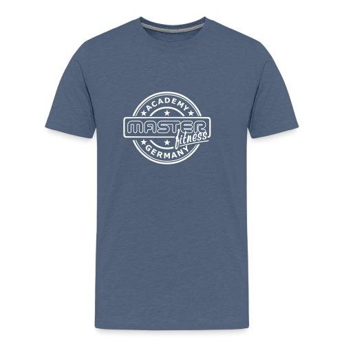 Logo masterfitness academy - Männer Premium T-Shirt