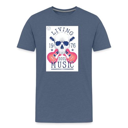 shutterstock_191744201 - Camiseta premium hombre