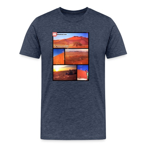 Sossusvlei - Männer Premium T-Shirt