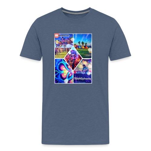 Transylvania - Männer Premium T-Shirt