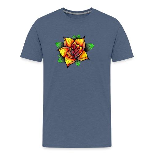 rose - T-shirt Premium Homme