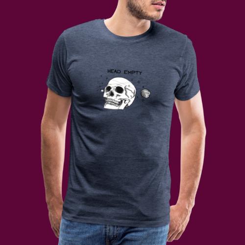 Empty Head - Men's Premium T-Shirt