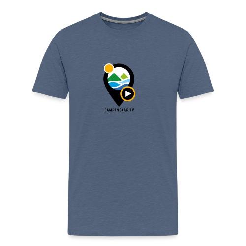 Picto CCTV Black - T-shirt Premium Homme